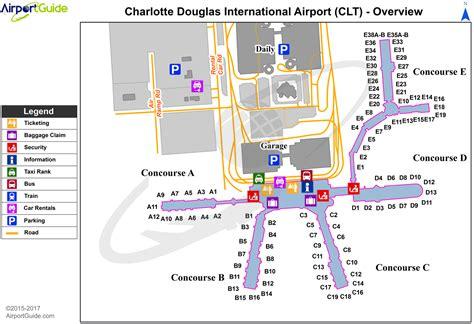 airport maps charts diagrams douglas