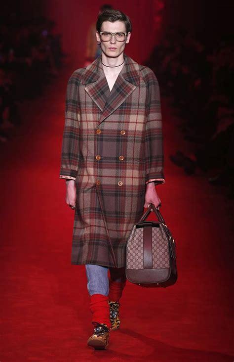 Fashion Gucci 3 Ruang gucci fall winter 2016 2017 menswear collection