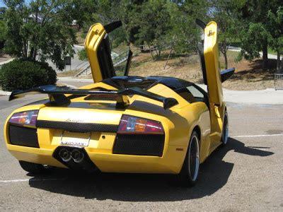 Shanzhai Lamborghini Real Lamborghini