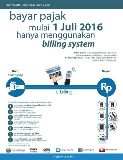 e billing pajak sistem pembayaran pajak secara artikel pajak bayar pajak dengan e billing mudah dan prakt