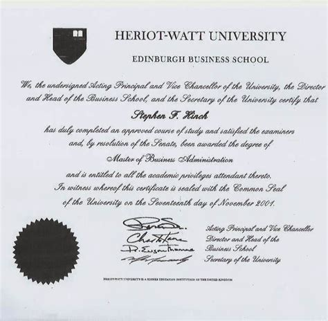 Heriot Watt Mba by Foreign Financial In Thailand Exposed A Cover Up
