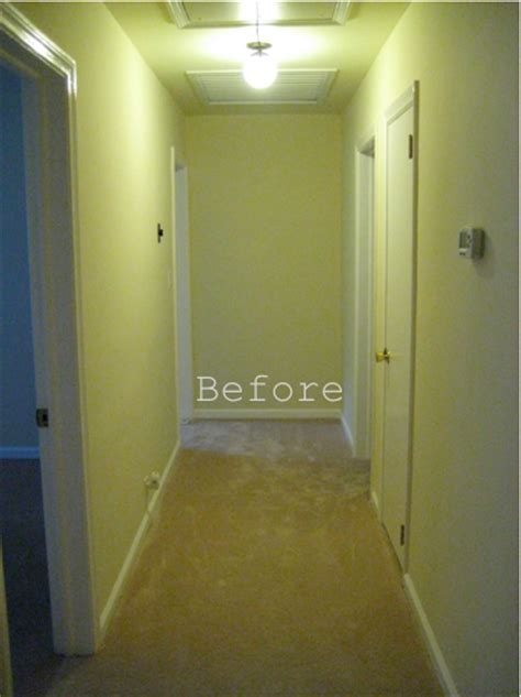 Decorating Ideas For End Of Hallway Mirror At End Of Hallway