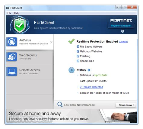 forticlient    windows filehorsecom
