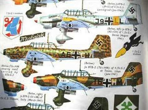 german pattern making books camouflage of luftwaffe aircraft wwii youtube