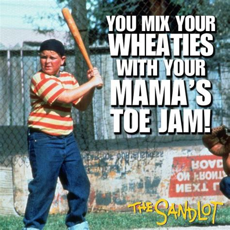 from sandlot quotes from sandlot quotesgram