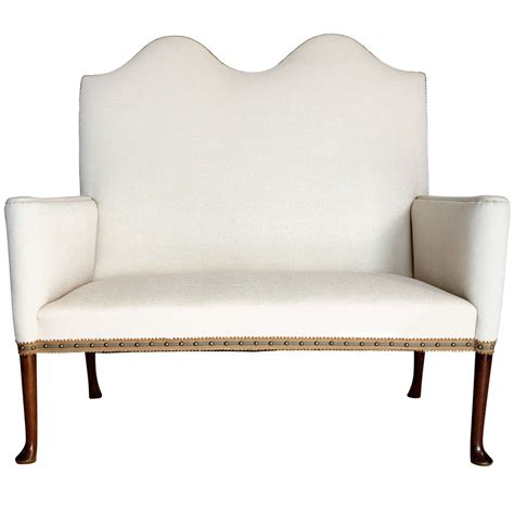 Camelback Sofa At 1stdibs