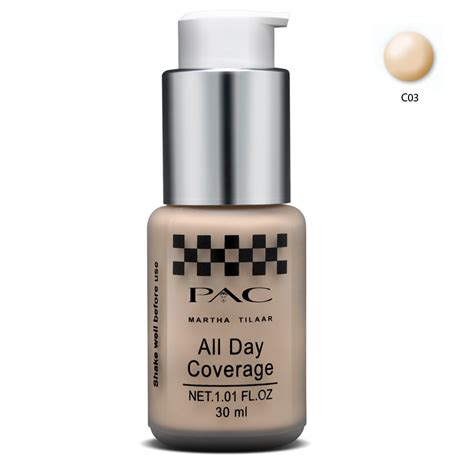 Liquid Foundation Sariayu jual pac liquid foundation sq no c03 produk pac