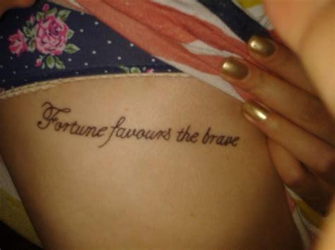 fortes fortuna adiuvat john wick tattoo image mag