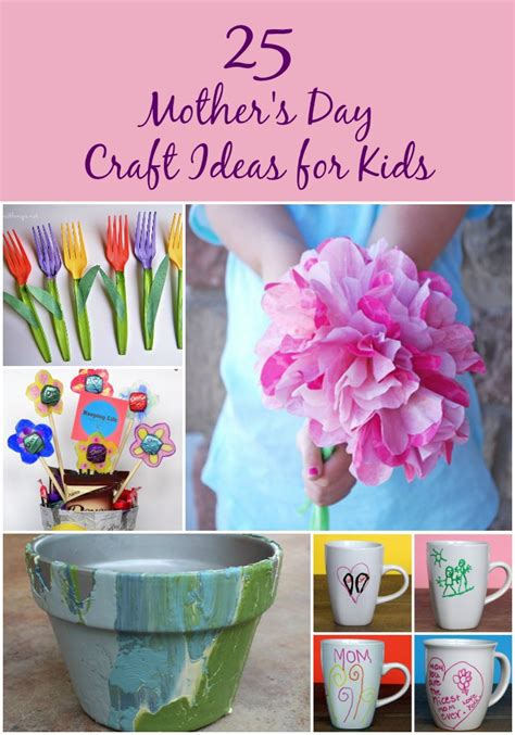 mothers day craft for ideas for crafts for mothers day