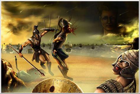 Achilles End Of Days mythman s achilles page six
