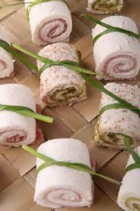 25 best ideas about canapes recipes on