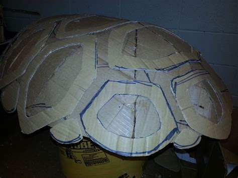 como hacer volados al caparazon de una tortuga a crochet tortoise shell costume for youth theater production all