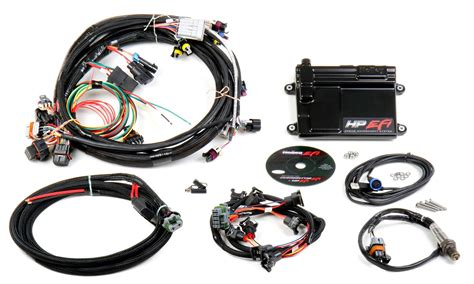 plug in timer for ls holley efi 550 602 hp efi ecu harness kits