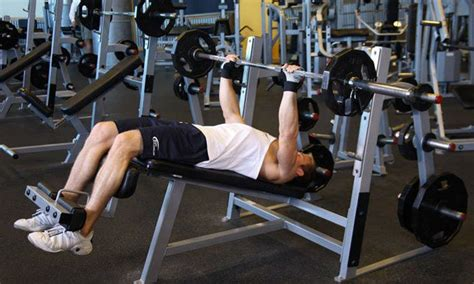 include bar weight in bench press 17 jaw dropping benefits of the incline decline bench press