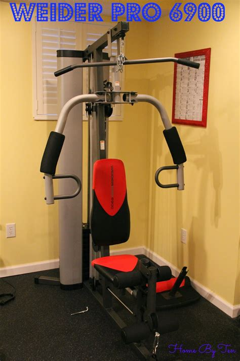 home  ten home gym strength machine weider pro
