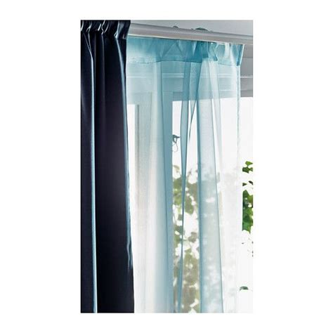 turquoise curtains ikea ikea 365 glass clear glass beautiful turquoise and
