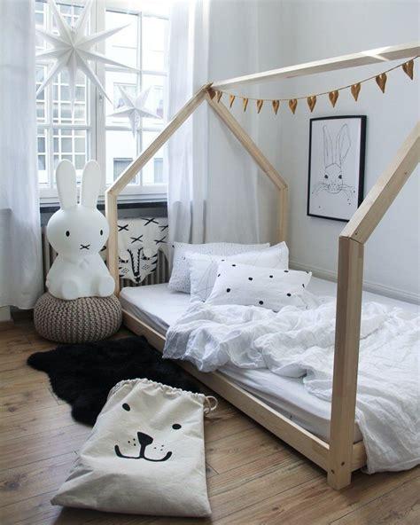 Kinderzimmer Gestalten Nach Montessori by Die Besten 25 Montessori Bett Ideen Auf