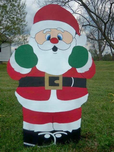 christmas wooden yard decorations designcorner