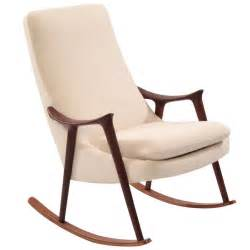 Cushioned Rocking Chair Plushemisphere Elegant Collection Of Cushioned Rocking