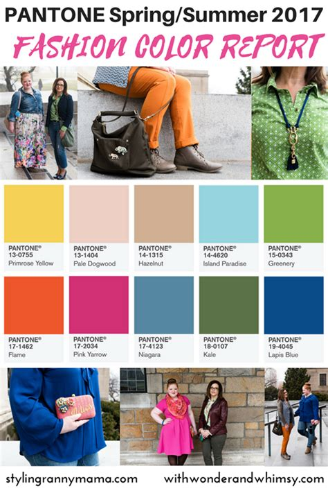 pantone spring summer 2017 pantone spring summer 2017 color report the hottest hues