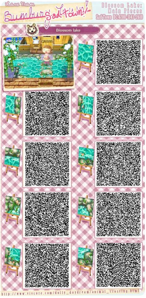 le 0 acnl qr codes page 96 animal crossing new leaf