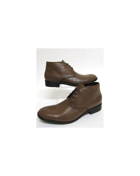 80s casual classics mens smart leather boots in mens