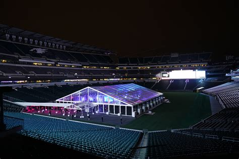 lincoln financial field lincoln financial field event trends 2017