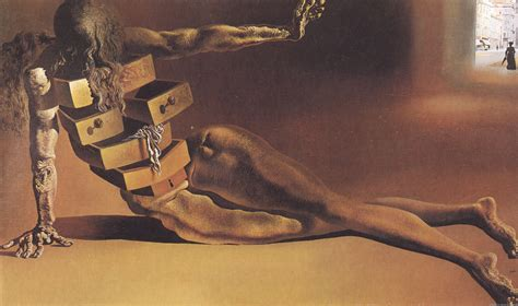 Dali City Of Drawers by 30 Salvador Dali Paintings Free Premium Templates