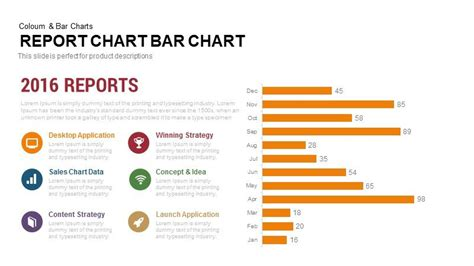Report Bar Chart Powerpoint And Keynote Template Slidebazaar Keynote Chart Templates