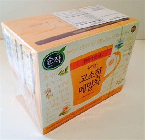 Bag Korea Po 40 korea buckwheat tea 1 5g x 40 bags food beverages tobacco food items grains rice cereal