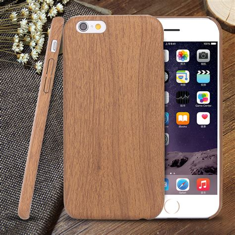 Iphone 5 5g 5s Leather Cover Retro Soft Bumper Armor Mewah retro wood skins soft tpu leather for iphone 5 5s 5g casual bamboo back cover for iphone5