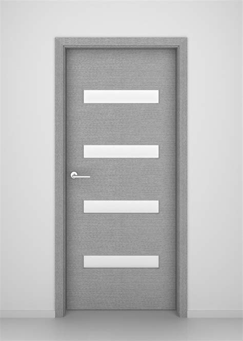 Grey Oak Aspen Glass Interior Door Grey Oak Interior Gray Interior Doors