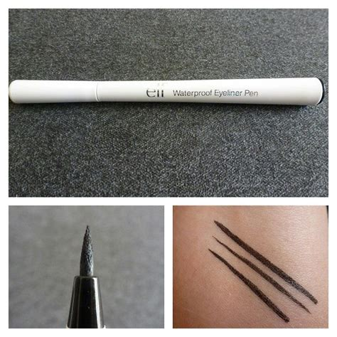Termurah 2 Eyeliner Pen Spidol Waterproof e l f waterproof eyeliner pen reviews photos ingredients makeupalley