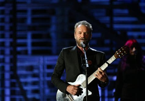 Preforms At The Nba All by Sting To Perform At Nba All Halftime Show In Toronto
