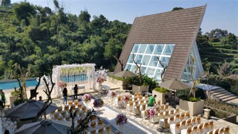 Wedding Chapel Bandung by 8 Referensi Tempat Pernikahan Outdoor Di Bandung
