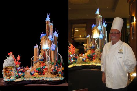 Seattle Gingerbread Houses by Architects And Chefs Team Up To Build Fairytale