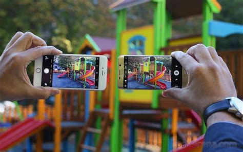 Apple iPhone 6s Plus vs. Samsung Galaxy S6 edge : Still camera