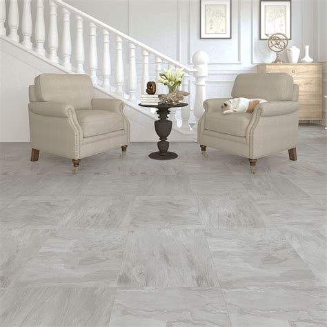 leggiero light grey slate effect laminate flooring 1 86 m 178 pack departments diy at b q