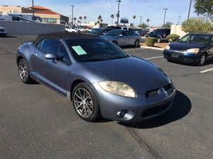 Used Mitsubishi Eclipse Convertible Used 2007 Mitsubishi Eclipse Spyder 2 Door Convertible At