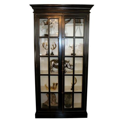 European Design French Country Display Cabinet