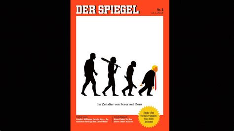 dekor spiegel german magazine der spiegel shows as devolved in
