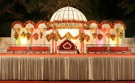 Wedding Decorators by Wedding Planners Check Here Wedding Stage