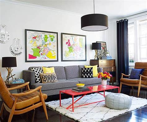 74 small living room design ideas page 2 of 15 before and after a modern makeover for a small apartment