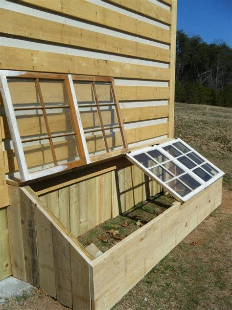 Greenhouse Planter Boxes by Simply Country A Greenhouse Just In Time For
