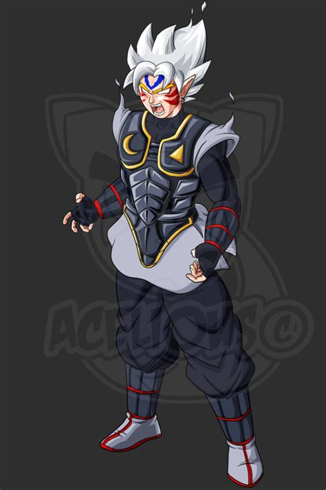 crossover fierce deity goku by aceliousarts on deviantart
