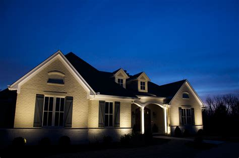 Landscape Lighting Cincinnati Cincinnati Outdoor Lighting Led Landscape Lighting Tepe Landscaping