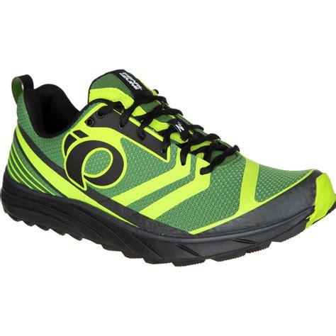 pearl izumi mens running shoes pearl izumi em trail n 2 v2 running shoe s