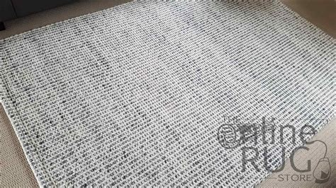 rugs wool grey scandinavian felted wool rug the rug store