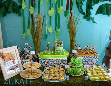 como decorar un salon de selva ideas para fiesta de la selva 32 decoracion de fiestas