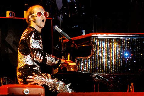 70 S Fads by Elton John 180 S Pics Photos Elton John S Through